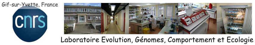 Campus CNRS de Gif-sur-Yvette